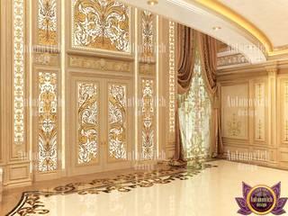 راہ داری اور دالان by Luxury Antonovich Design