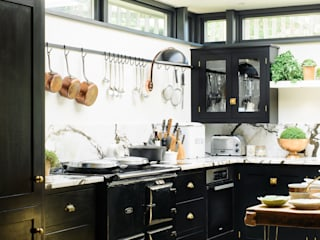 deVOL Kitchens Built-in kitchens Solid Wood Black