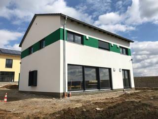 Neubau Einfamilienhaus, KFW 40:  Häuser von Architekturbüro Pongratz