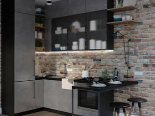 Кухня: Кухонные блоки в . Автор – Татьяна Аверкина