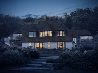 Extensions & Reconfiguration for a 1920s Country Home от ArchitectureLIVE