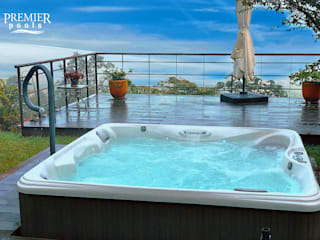 SPAS PORTABLES HOTSPRING de Premier Pools S.A.S. Moderno