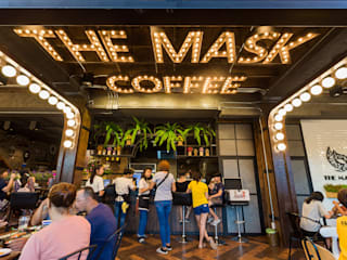 THE MASK COFFEE โดย TNC CREATIVE.CO.,LTD