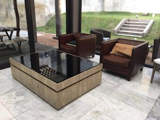 modern  by Pancho R. Ochoa Interiorismo, Modern