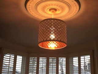 by Plaster Ceiling Roses