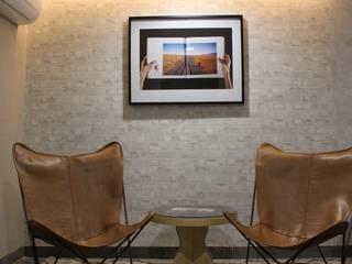MONTAUDON INTERIORISMO Modern hotels