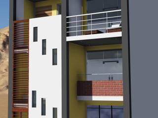 remodelacion fachada de VyMarquitectos