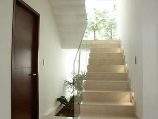 Casa de la Luz JC Arquitectos Escaleras