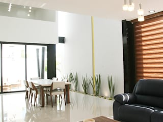 Casa de la Luz Comedores modernos de JC Arquitectos Moderno