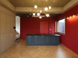 지산발트 하우스 지우: 인문학적인집짓기의  주방