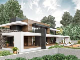 Sapanca Villa VERO CONCEPT MİMARLIK Modern