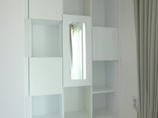 Media room by Design Mind Mirae