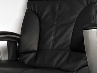 Bürostuhl / Chefsessel TIGA mit Massagefunktion von arcotec GmbH Klassisch