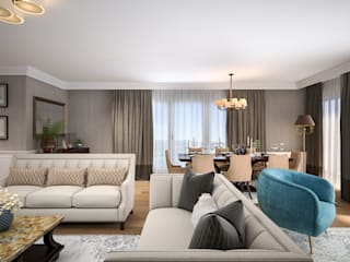 yücel partners Living room