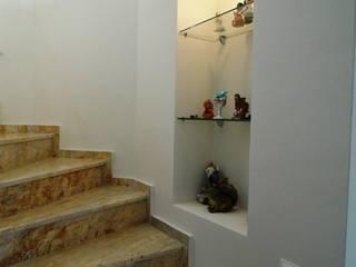 Cengiz İnşaat İçmimarlık – H.B.E. EVİ PROJESİ:  tarz Merdivenler