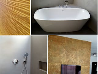 Modern walls & floors by luanna design Modern
