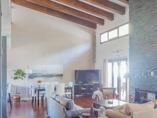 JoseJiliberto Estudio de Arquitectura Modern Living Room