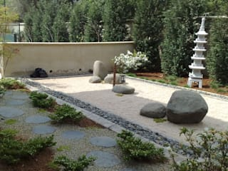 CHASKELSON:  Garden by Japanese Garden Concepts, Asian