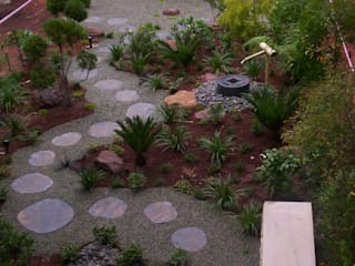 Asian style garden by Japanese Garden Concepts Asian