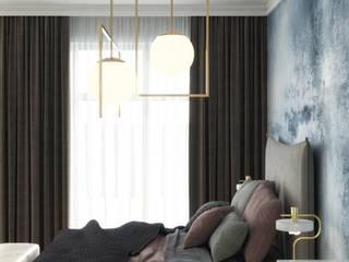 Scandinavian Master Bedroom โดย Isabel Gomez Interiors สแกนดิเนเวียน