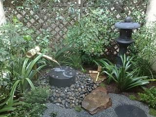 DURBACH Asian style garden by Japanese Garden Concepts Asian