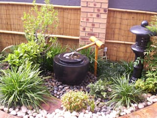 FRLJAK Asian style garden by Japanese Garden Concepts Asian