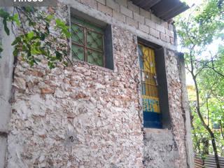 Casa Loft: Casas unifamiliares de estilo  por Ismos Arquitectos
