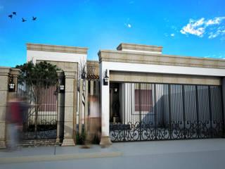 Casas de estilo clásico de Osuna Arquitecto Clásico