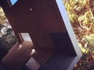 Balcones y terrazas modernos de corner Moderno