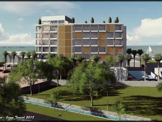 Hotel Jepara Oleh SARAGA Studio Arsitektur
