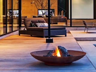 PRODUCTLAB Garden Fire pits & barbecues Besi/Baja Brown