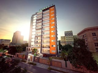 Apartamento Venta Listo Julio 2018:  de estilo  por Remax Metropolitana