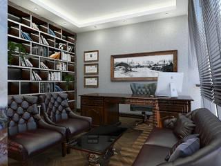 Study/office by FARGO DESIGNS,