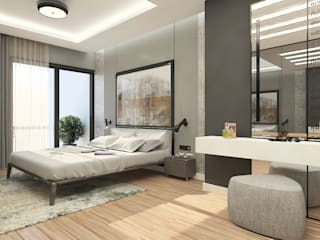 Bedroom by FARGO DESIGNS, Modern