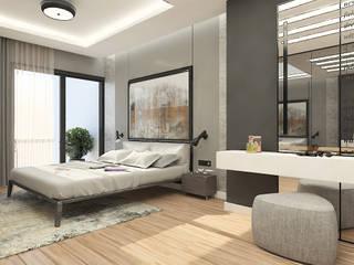 FARGO DESIGNS – PROJE 3:  tarz Yatak Odası