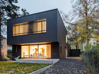 Single family home by SEHW Architektur GmbH