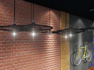 Cycle Store by SV Architects