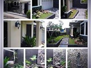 Rumah Tinggal Jl. Anyer Bandung Oleh SARAGA Studio Arsitektur Mediteran