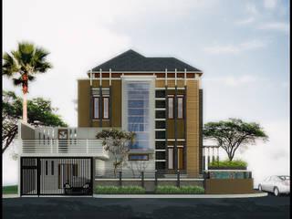Rumah Tinggal Jl. Sulaksana Antapani Bandung Oleh SARAGA Studio Arsitektur