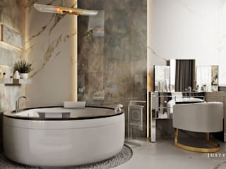 Bathroom by GLAM PROJECT Sp. z o.o., Modern