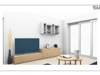 Modern living room by Bolz Licht und Wohnen · 1946 Modern