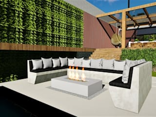 Front yard by Studio², Modern