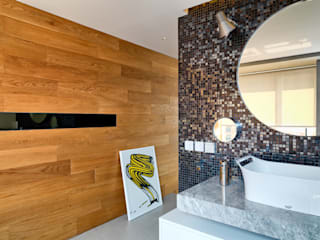 Casa N Another Design International Modern bathroom Marble