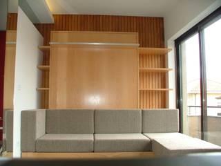 Apartamento T0 por João Oliveira, arquitecto Moderno