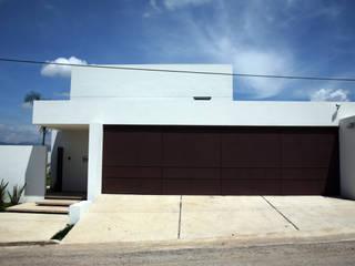 Casa Mactumacza Casas modernas de JC Arquitectos Moderno