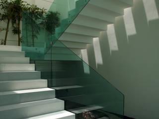 Casa Mactumacza JC Arquitectos Escaleras