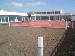 Campo de Jogos: Pavimentos  por João Oliveira, arquitecto