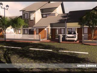 Griya Caraka Bandung Oleh SARAGA Studio Arsitektur