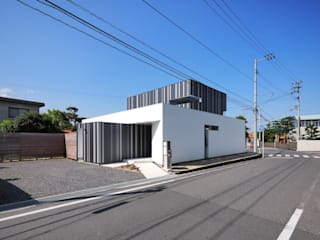 イシウエヨシヒロ建築設計事務所 YIA Casas modernas