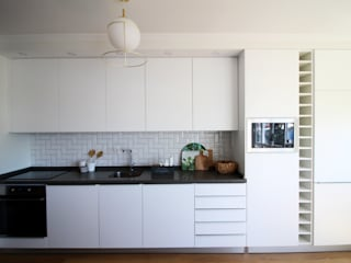 Kitchen by Rima Design, Scandinavian